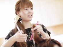 [鈴鹿]幅広い客層のお客様から大人気☆髪の悩みやケアについて相談しやすくて安心♪