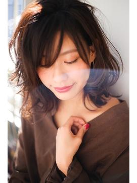 [OCEAN Hair&Life]大人フェミニンなセミディスタイル☆
