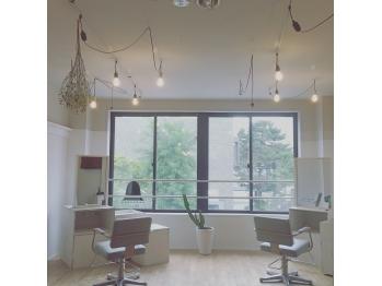 カタチヘアー(HAIR)(北海道札幌市中央区/美容室)