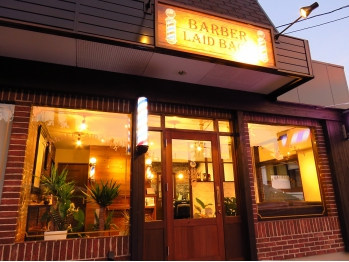 バーバーレイドバック(BARBER LAID BACK)(熊本県合志市/美容室)