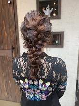 hair arrange☆.59