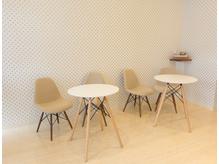 シンプルな待合室♪