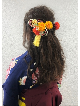 卒業式ヘアアレンジ☆【町田/町田駅】