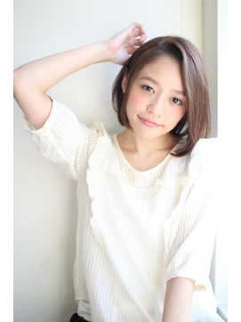 【Eleanor新宿】大人かわいいナチュラルボブディ(加藤静華)