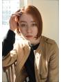 【Lepes】切りっぱなしショートボブ☆内巻きワンカールパーマ
