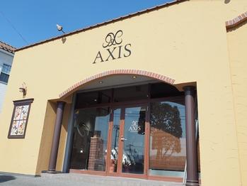 ヘアアンドメイク アクシス(AXIS)(山梨県中巨摩郡昭和町/美容室)