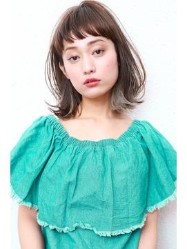 【ナチュラルボブ170】Nori Nakajima