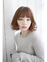 美髪デジタルパーマ/バレイヤージュノーブル/クラシカルロブ/974 Oggi.53