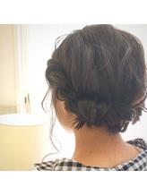 まとめ髪.12
