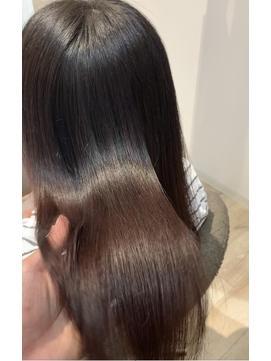 縮毛矯正/髪質改善/tokioトリートメント