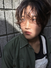 SHORT【うざバング・ジェンダーレス・ボーイッシュ】.14