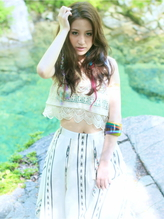 VoasorteGARDEN *bohemian girl* ボサボサ.30
