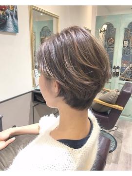 Sirena Hair Risort  ショートスタイル