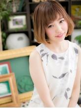 *+COVER HAIR+*…視線くぎづけ☆グラデーションボブc セレブ.36
