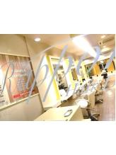 ヘアデザイン ラポール 茨木店(hair design Rapport)