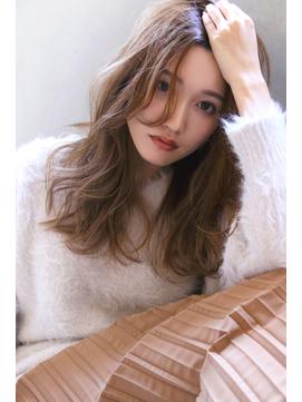 【ROSE】シークレットグラデーション/シアーベージュ rkk