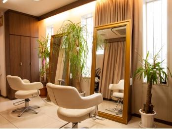 ヘアーサロン 謙 ジャパン(Hair Salon japan)(奈良県大和郡山市)