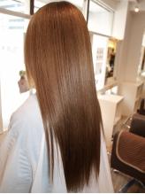 【髪のエステ☆天使の輪×最強ストレート】女子が1度は憧れる!風で綺麗になびく髪を手に入れるなら♪