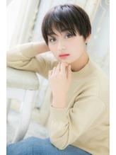 *AZUL亀有*…モード&クールな黒髪ベリーショートa.31