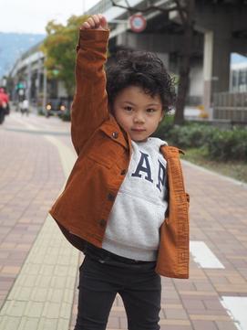 【DoENメンズコレクション】オシャレキッズパーマ