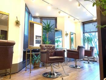 ヘアサロン ロータス(Hair Salon Lotus)(埼玉県朝霞市/美容室)