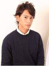 【茨木】メンズカットがシャンプー、ブロー込で¥2160!再現性も高く簡単スタイリングでキマる★