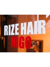 ライズヘア ニゴ 曳舟店(RIZE HAIR NIGO)