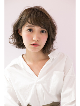 【shiomi H】クラシカルな外ハネカールロブ