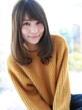 簡単スタイリング☆オフィス愛されヘア .38