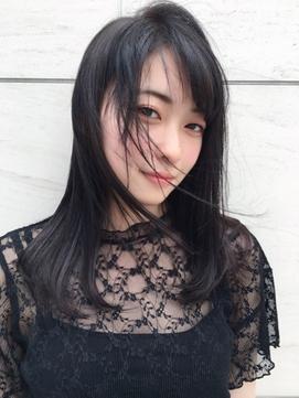 【ブリーチなしグレージュ】透明感◎乃木坂46風
