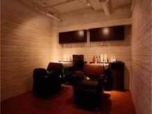 個室のゆったりとしたシャンプーspace☆