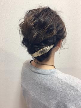 *CIEN by ar hair杉本希*ミディアムセット