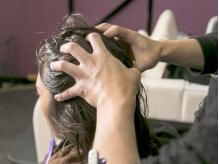 【浜大津★NEW OPEN】ハーブで頭皮からスッキリと♪リラクゼーション効果もあるヘッドスパで頭皮から綺麗に