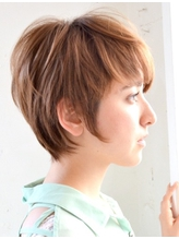 【PHASE/三畑賢人】40代50代◎黒田知永子さんショートカット 50代.48