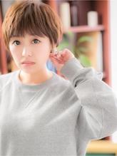 *+COVER HAIR+*…CUTEに★マッシュショートa ボーイッシュ.52