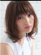 kith.×愛され カール ふわミディ 大人かわいい.20