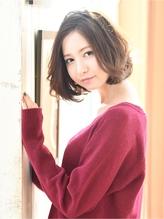 大人可愛い☆大人気ボブ 女子力.10
