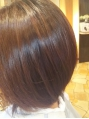 【堺東駅スグ!】カラーをする度、質感が良くなる!縮毛矯正との同時施術でも、ツヤめく質感に。
