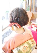 和装/髪型/着付/アップスタイル【BELL桜新町/用賀】.48