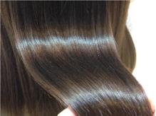 まるでナチュラルなストレート!あなたの髪の状態を6段階のクセレベルにあてはめ最適な施術を行います◎
