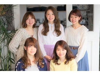 マカナ(makana)(兵庫県尼崎市/美容室)