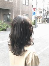 【ARCH mew 竹村】ウルフ×グレージュ.39