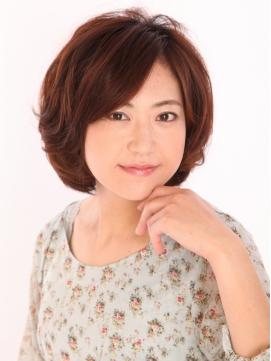 RINO横浜店 自然体なグラ☆ボブパーマ