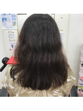 縮毛矯正.before.12