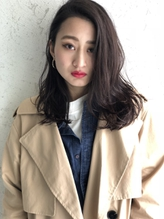 cie hair.オシャレ,波巻き,透明感,ラフ,カジュアル,スタイル.49