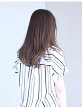 【sorriso hair桜山】大人ロング3Dグラデーションイルミナカラー.47