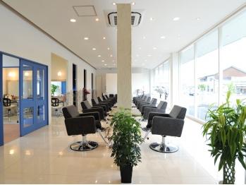ヘアーリゾートサロン ラクーン 水戸店(Hair resort salon raccoon)