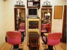 美容室 エルシエロ(El cielo)の店内画像