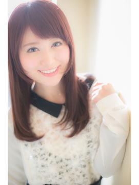 *+CUORE+*…姫カット風☆カジュアルロングb