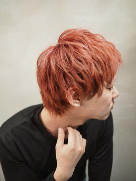 【メンズシャビ/メンズ専門】Ryo ソフトウルフ